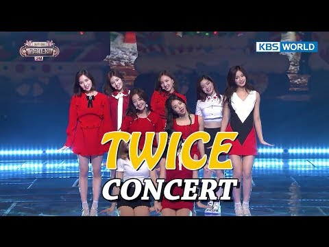 TWICE CONCERT | 트와이스 콘서트 [SUB: ENG/CHN/2017 KBS Song Festival(가요대축제)]