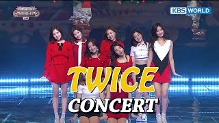 Download TWICE CONCERT | 트와이스 콘서트 [SUB: ENG/CHN/2017 KBS Song Festival(가요대축제)] Mp3 and Videos