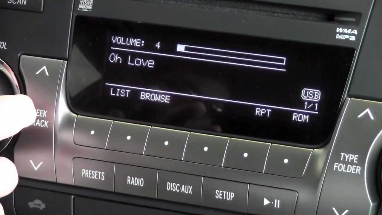 how to connect bluetooth to toyota highlander
