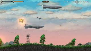Aircraft Evolution Steam Trailer