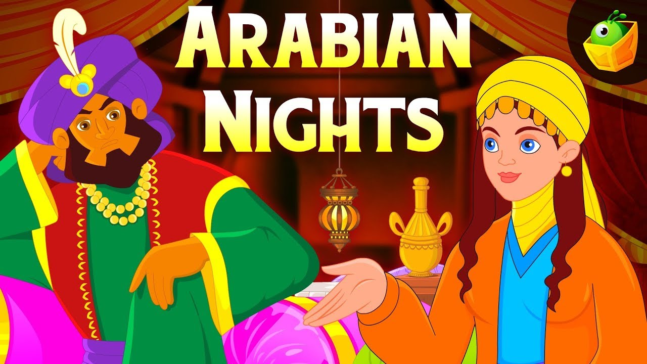 Arabian Nights Volume 2 Genie Stories Aladdin And The Magic Lamp Full Movie In English Hd Youtube