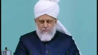 Friday Sermon : 8th January 2010 - Part 2 (Urdu)