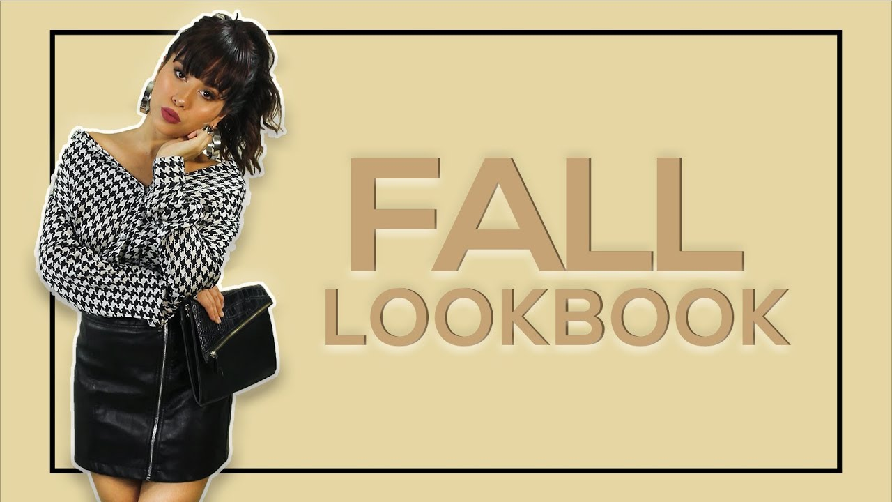 Fall Lookbook 2017