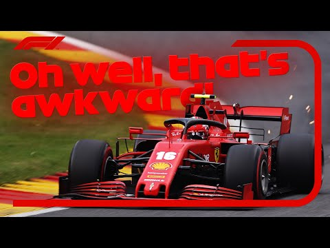 Emotional Moments For Gasly And Hamilton And The Best Team Radio | 2020 Belgian Grand Prix