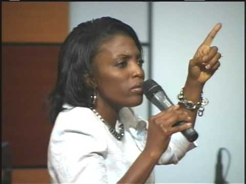 "DIC Divine Encounter 2011 ""I Am here because I want to touch God"" Wumi Ademola"