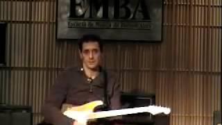 RICARDO MOLLO en la EMBA