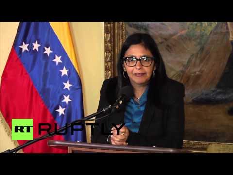 Venezuela: 'Anti-terror' sanctions against US sees diplomatic staff hugely cut