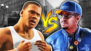 GTA 5 vs. WATCH DOGS 2!