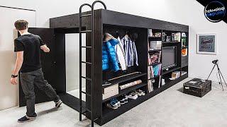 Kamar Sempit Jadi Luas! 8 Furnitur Multifungsi Untuk Siasasti Ruang Sempit