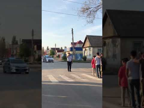 Путин и его команда в Ахтубинске)))