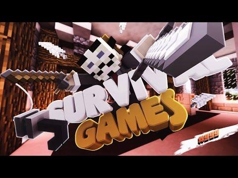 Minecraft Survival Games | Episodul 1 | Revenim cu o ARENA BUNA