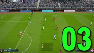 FIFA 15 Ultimate Team - Part 3 - First Online Game! (Let