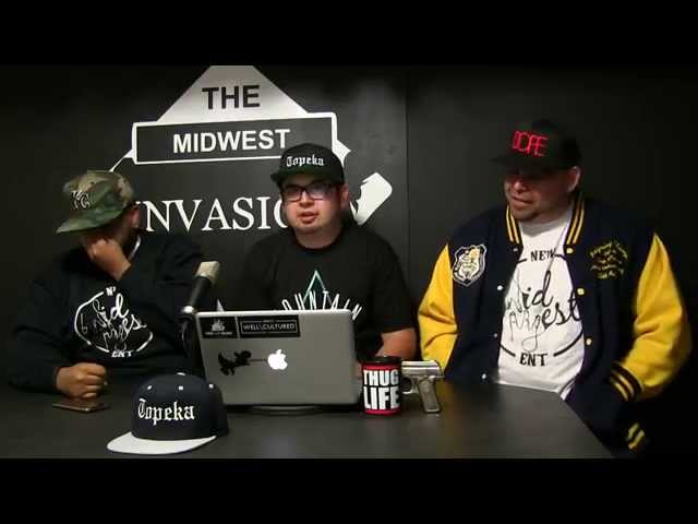 The Midwest Invasion  Your Hip-Hop Station ep 7.