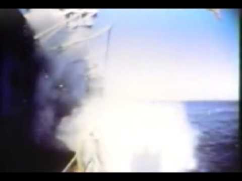 RGM-84 Harpoon Anti Ship Missiles