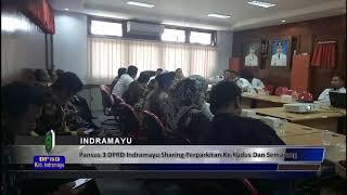 Pansus 3 DPRD Indramayu Sharing Perparkiran Ke Kudus Dan Semarang JATENG