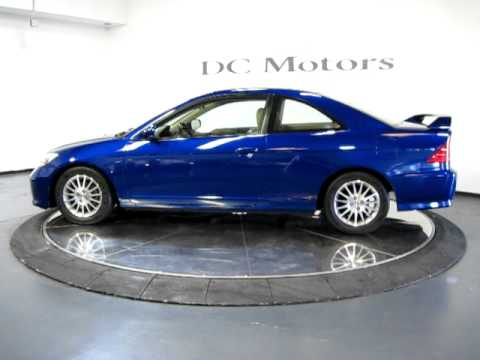 2005 Honda Civic EX   Stock # 011794