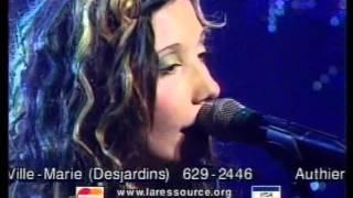 Repeat youtube video Téléthon la ressource 2012 Chloé Beaudoin Rest in peace.