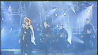 Mylène Farmer NRJ music awards 2000 (Optimistique-moi live)