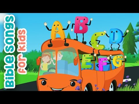 ABCDEFG Jesus Died For You And Me   Bible Songs for Kids