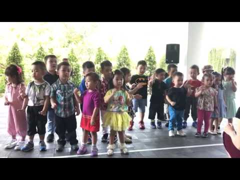 Toddler dance @ Maria Regina School