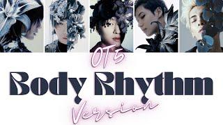 SHINee 샤이니 Body Rhythm - OT5 version