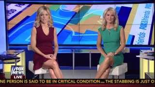 Ainsley Earhardt & Heather Childers 12 13 2013