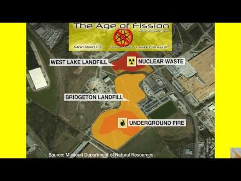Best Documentary Films St. Louis Radioactive Leak at West Lake Landfill & Bridgeton Fire (11/30/15)