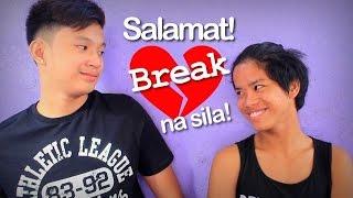 Repeat youtube video Break na silang lahat: Happy Break Up MV Parody