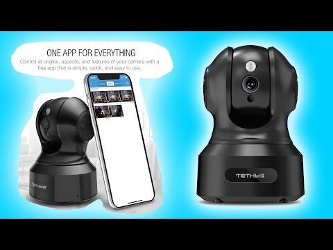 Wireless Security Camera 1080P Indoor