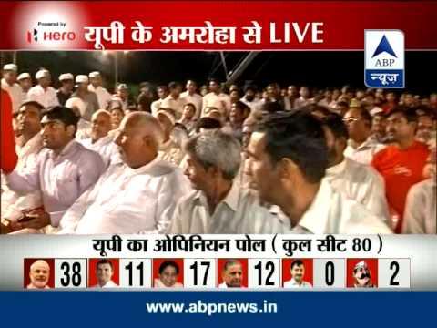 BJP lead in Uttar Pradesh with 38 seats: ABP News-Nielsen Opinion Poll