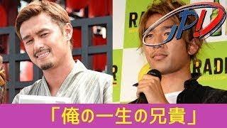 「テラハ」湯川正人、急死の今井洋介さんへ捧げたDJ「俺の一生の兄貴」