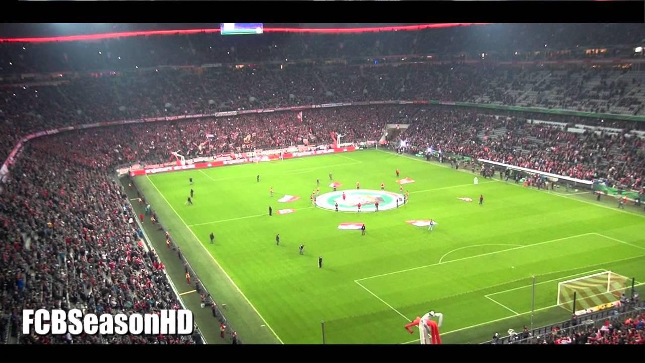 Pokal Halbfinale Bayern