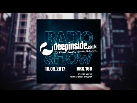 DEEPINSIDE RADIO SHOW 160 (Groove Assassin Artist of the week)