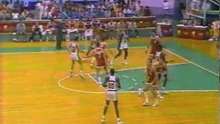 1988 Olympics Basketball USA v. USSR (part 5 of 7)