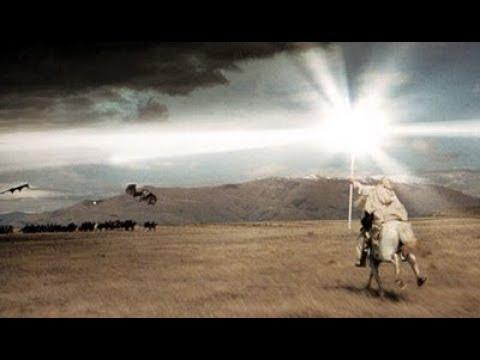 Gandalf sauve les hommes du Gondor Le Seigneur des anneaux : Le Retour du roi