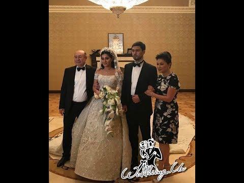 Принцесса Узбекистана Ганя Усманова вышла замуж