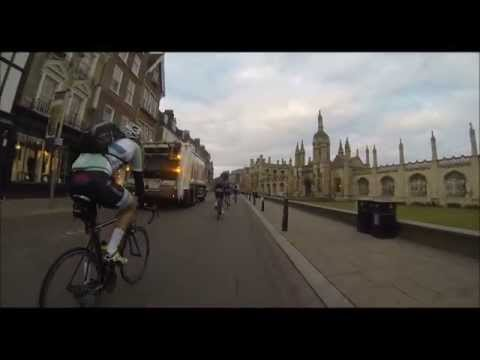 Cambridge to Paris 2015 (#C2P MKii)