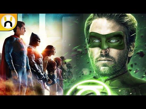 Justice League Green Lantern Suit LEAKED Description