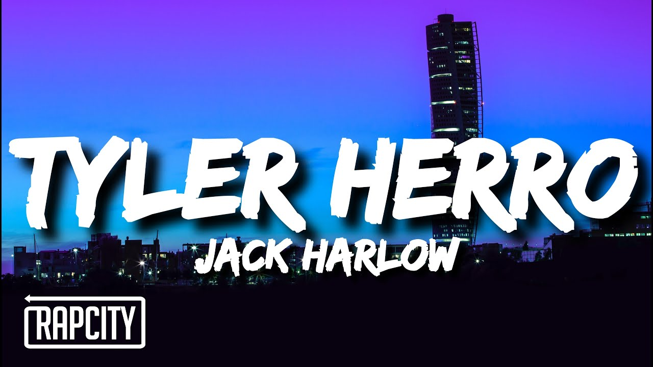 Jack Harlow - Tyler herro (Lyrics)