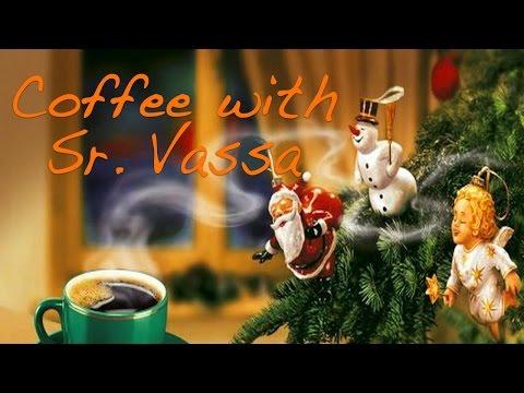 Coffee with Sister Vassa Ep.17 Christmas  Рождество Христово