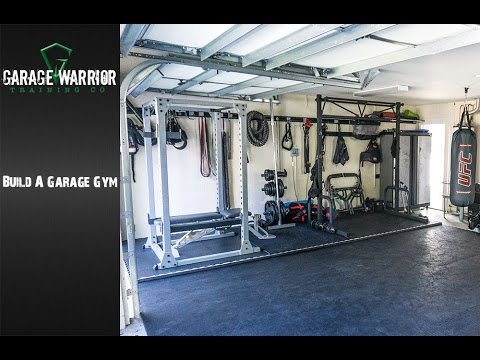 The ultimate lime green garage gym build garage gym reviews garage