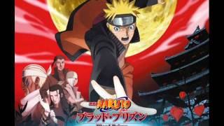Naruto Shippuuden Movie 5: Blood Prison OST - 12. Gold-Brocaded Satin Damask (Kinran-donsu)