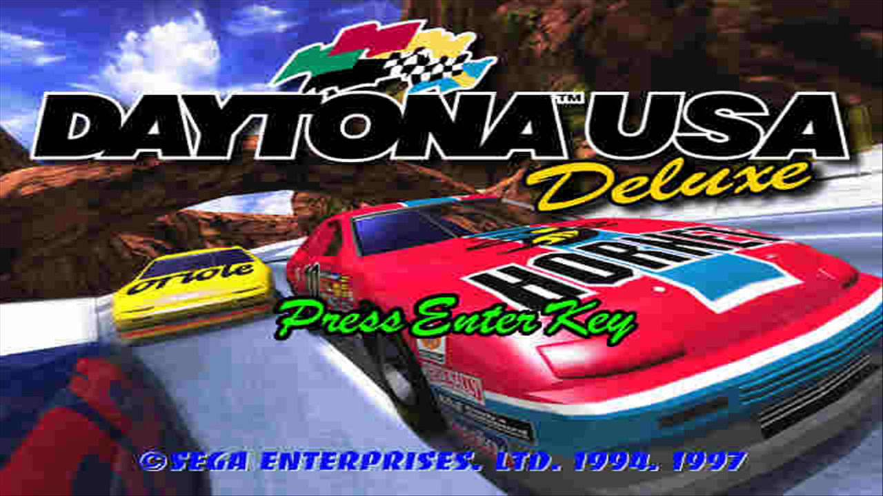 Daytona USA - KLOV/IAM 5 Point User Score 4.03 (15 votes)