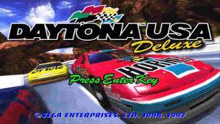 Daytona USA Deluxe OST - The King of Speed (Remix)