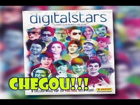 ALBUM DOS YOUTUBERS - FINALMENTE CHEGOU!! VLOG #4