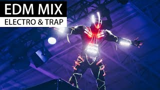 new edm mix   electro house trap party music 2018
