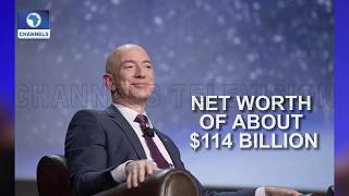 Know More About Jeff Bezos And His Amazon |Channels Bookclub|