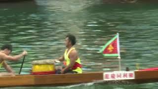 香港庆端午 龙舟习俗发扬光大