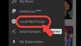 Wynk Music Mp3 Local Song | Wynk Music Internal Song | Wynk Music Setting screenshot 2