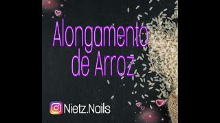 Unhas de Arroz (Alongamento)
